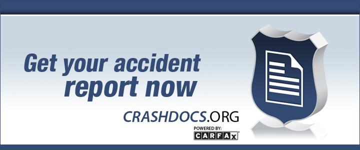 Obtain your accident report now from crashdocs